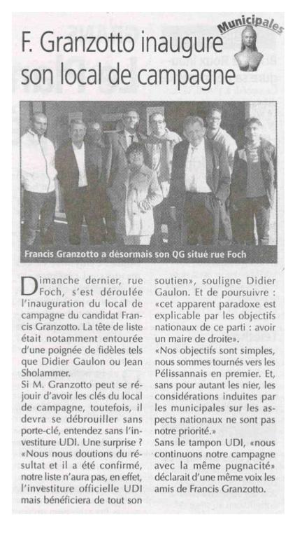 Le Régional 5-12-2013